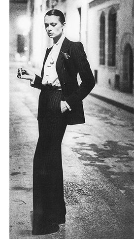 yves saint laurent le smoking